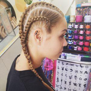kardashian braids